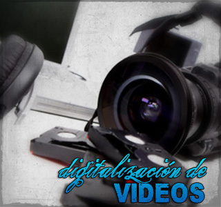 Digitalización de Videos